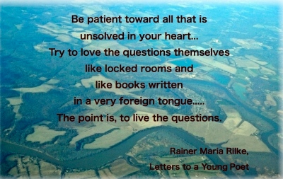 Rilke quote